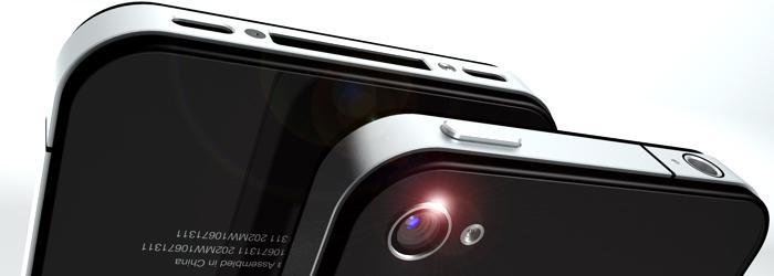 iPhone 4 C4D